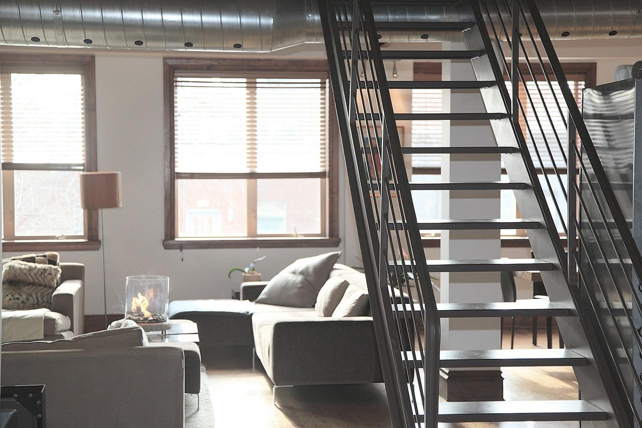 Optez pour la tendance industrielle pour habiller votre loft